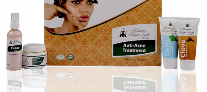 Product Tag: Anti Acne Treatment