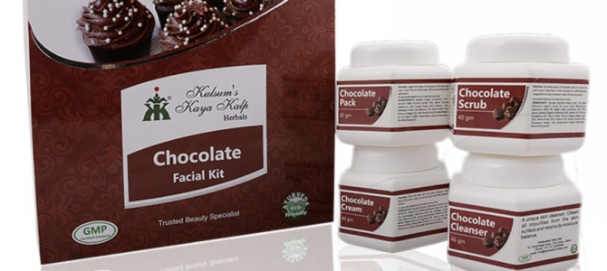 Product Tag: Chocolate Facial Kit